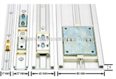 DryLin® N紧凑型直线导轨