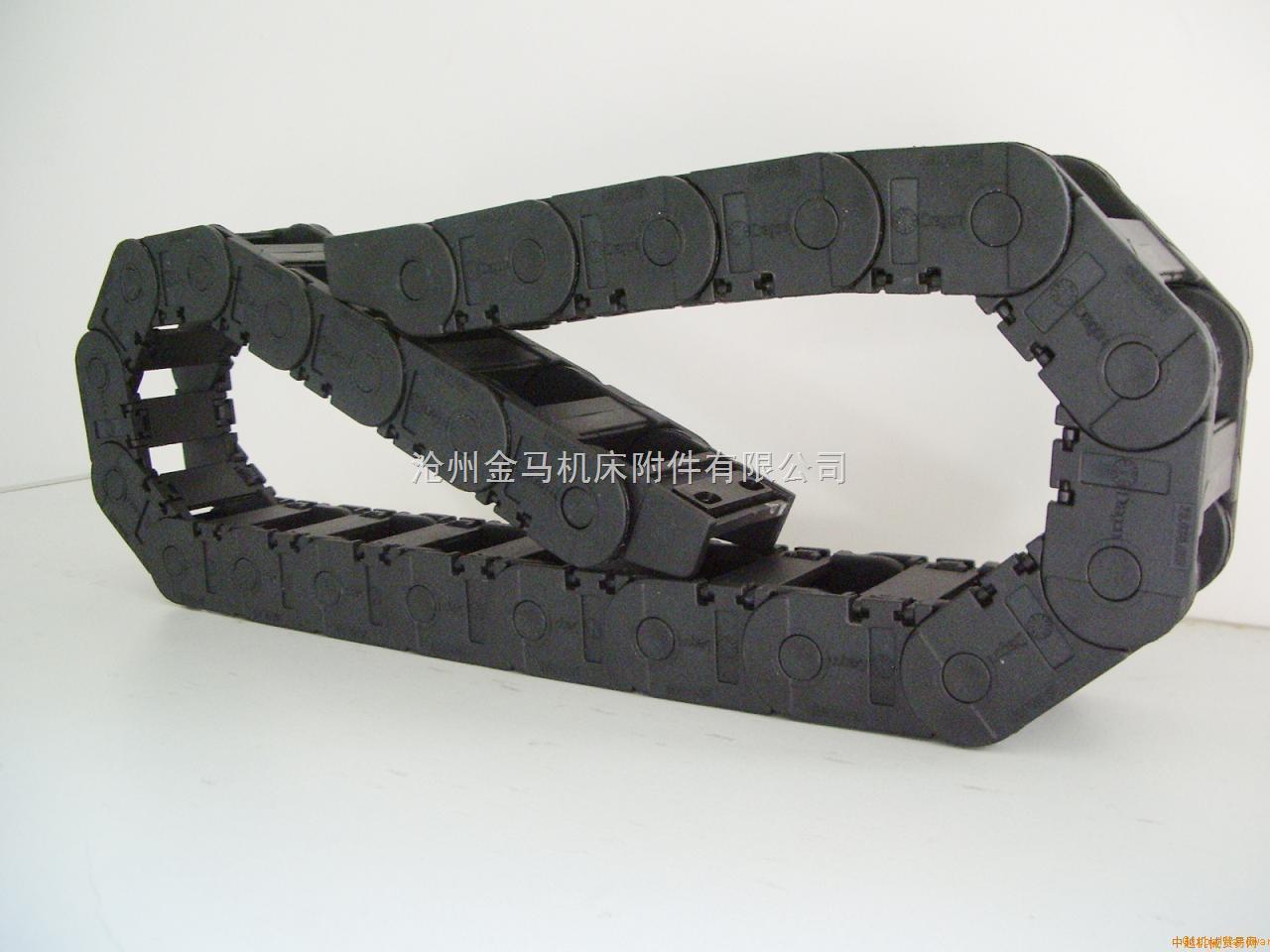 18系列工程塑料拖链