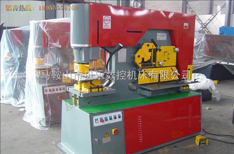 专业厂生产 液压联合冲剪机   多功能联合冲剪机
