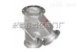 不锈钢三通分料阀产品