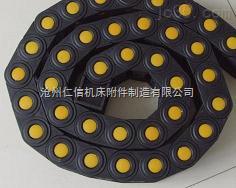 自产自销桥式钢铝拖链,塑料拖链