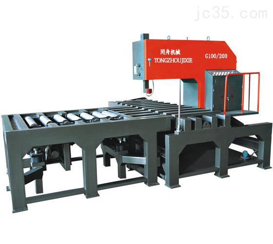 G100200立式带锯床