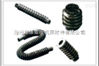 圓筒式橡膠絲杠、光杠、工具磨床防護