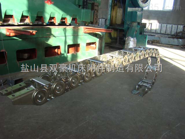 TL型超长渗碳钢铝拖链