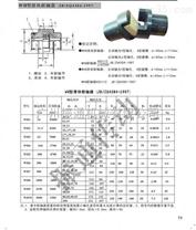 WH型滑块联轴器-广州振通机械有限公司