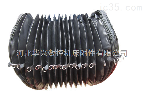 橡胶丝杆防护罩