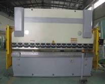 WC67K 160T 2500液压板料数控折弯机