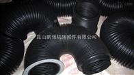 钢丝伸缩防护罩