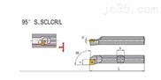 SCLCR 螺钉式内孔车刀