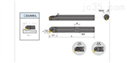 S25S-MDUNR1504复合式内孔车刀