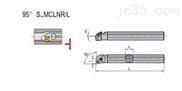S32T-MCLNR12复合式内孔车刀杆