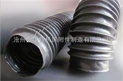 yz-3高温拉链式油缸保护套,高温耐磨伸缩防尘套