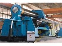 供应进口意大利MCO全液压数控三辊卷板机