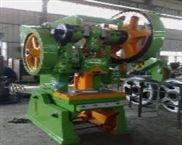 J21S125T深喉冲床行程是多少125吨冲床厂家