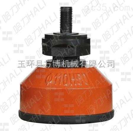哈力圆型可调减震垫铁