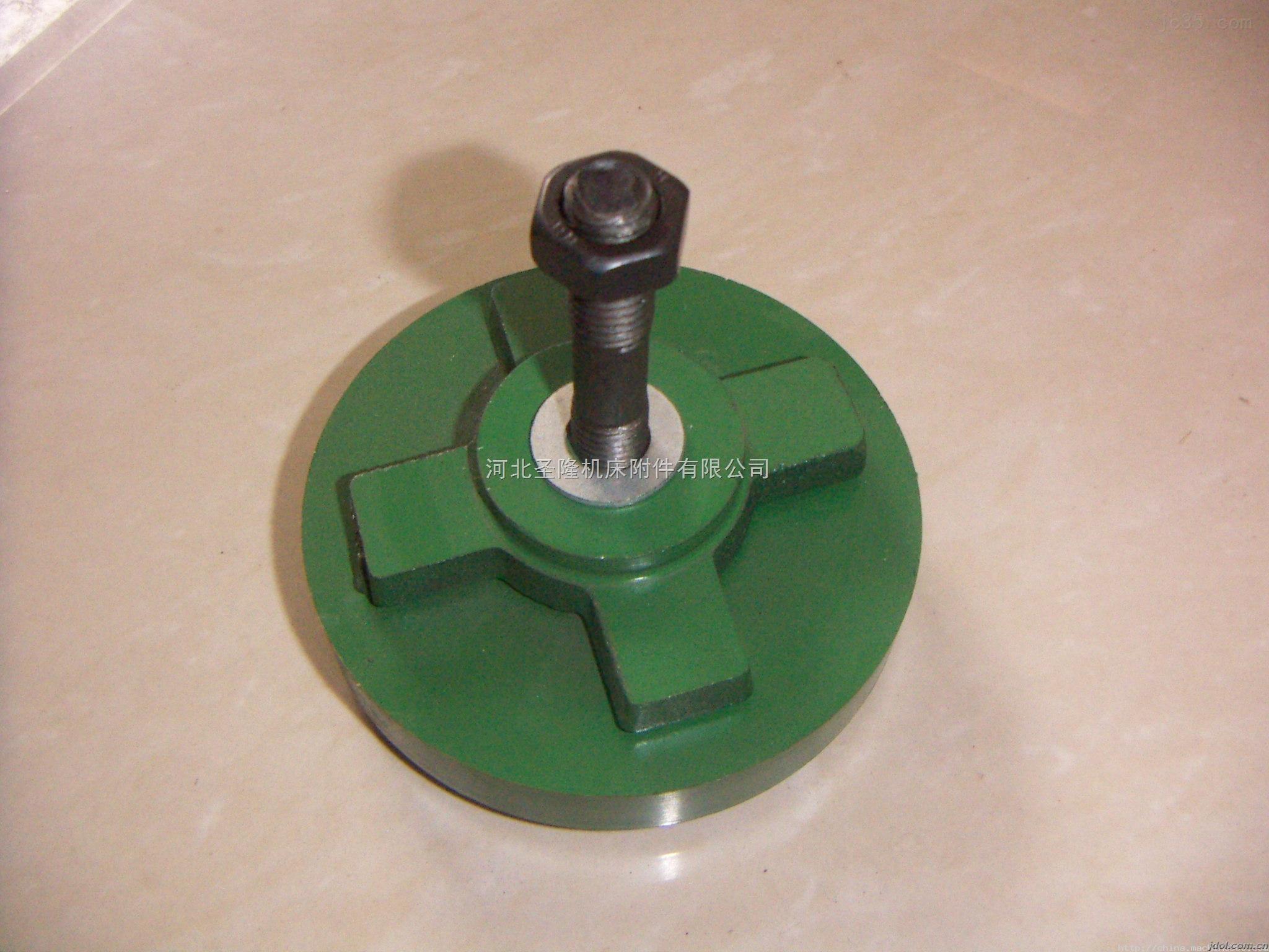 机床减震可调整垫铁