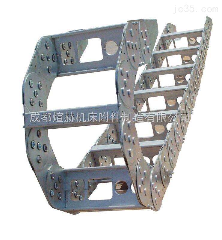 钢制拖链 重庆机床钢铝拖链生产商产品图片