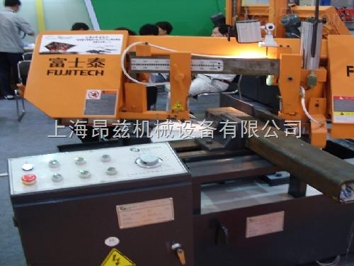 上海4028半自动锯床切割规格