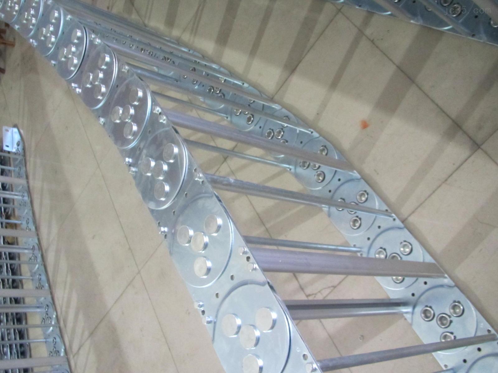 能源设备钢制拖链——河北创艺制造厂