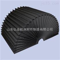 高密直线导轨防护罩,直线导轨风琴式防尘罩产品