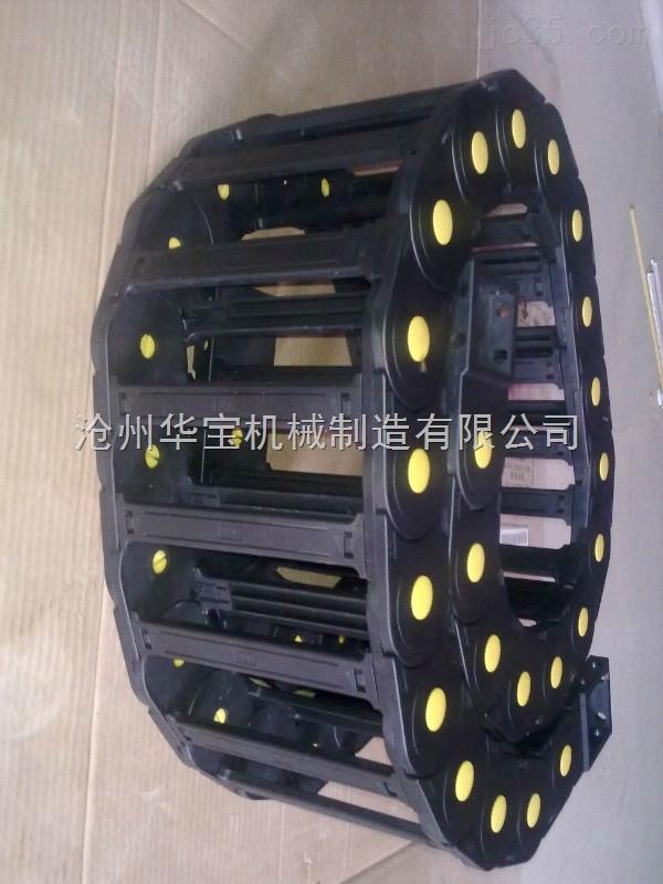 机械电缆坦克链   机床电缆坦克链   拖链