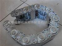 易拆装钢制电缆拖链生产供应商