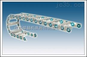 能源钢制拖链 贵州机械油管拖链厂家产品图片