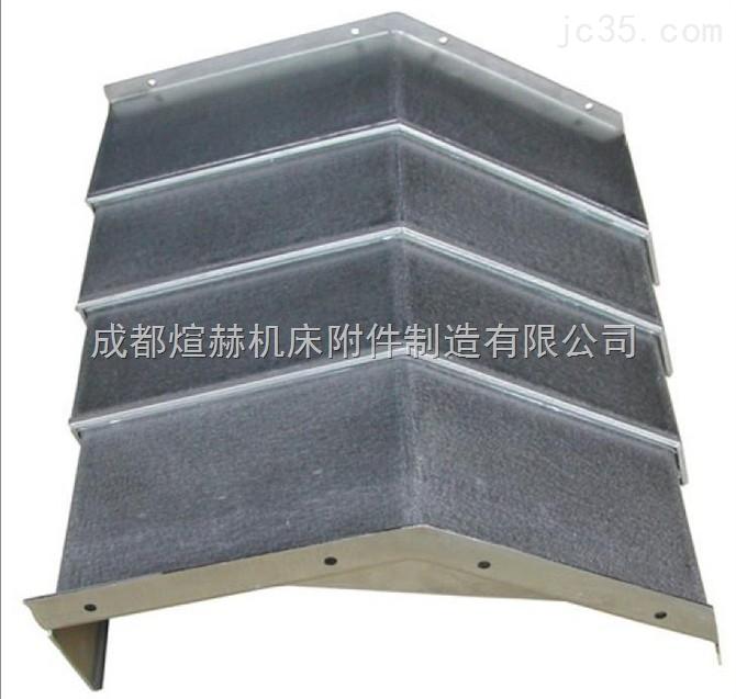 定做机床伸缩护板厂家 维修机床护罩公司产品图片