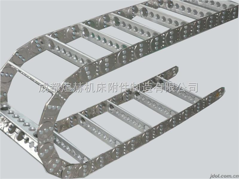 钢铝拖链图片 钢制拖链公司产品图片