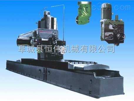 供应B2012龙门刨床河北恒伟生产