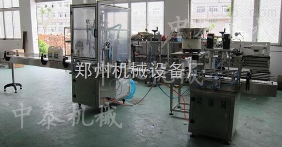 中包装油灌装机 18L机油灌装机 20公斤食用油灌装机,五金工具加工