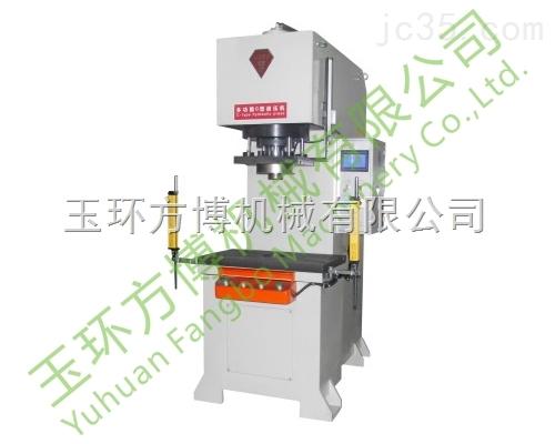 大型液压冲床 单柱油压机 高精度液压机