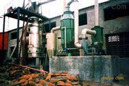 供应高温环保型双风胆热风冲天炉