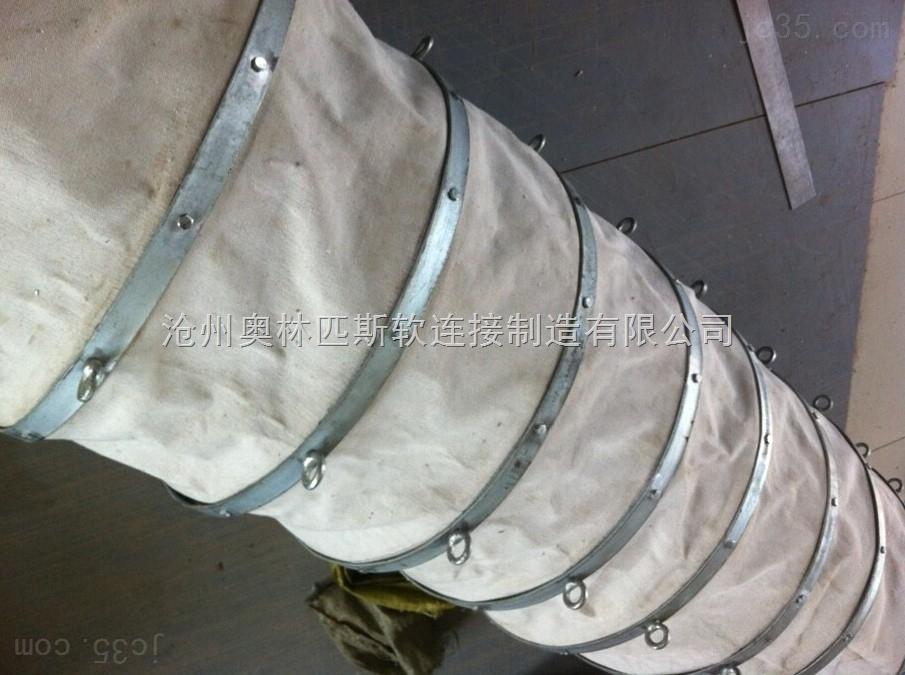 水泥散装布筒 输送粉尘用途广