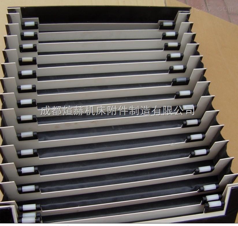 数控机床X轴 Y轴 Z轴防护罩四川定制产品图片