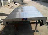 数控龙门铣床专用钢板防护罩