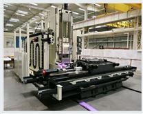 双工位卧式加工中心TH6380 山东威达卧式加工中心