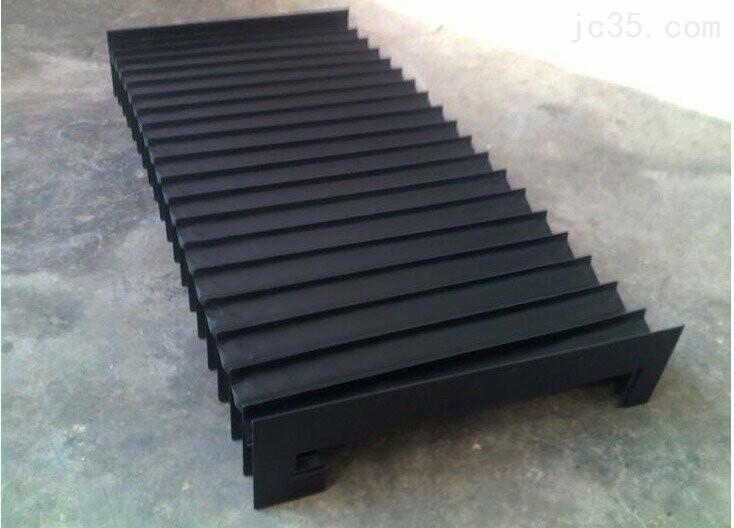 重型机床伸缩式风琴防护罩