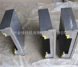 供应金特龙门刨床专用导轨伸缩式钢板防护罩