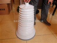 齐全油缸伸缩式防尘罩技术参数,油缸伸缩式防尘罩产品图。油缸伸缩式防尘罩直销