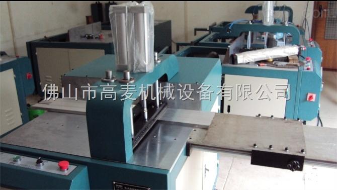 高麦铝型材切割机切割高速高精度