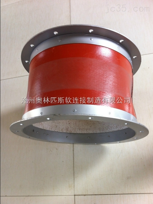硅酸钛合金软连接非金属软连接专用