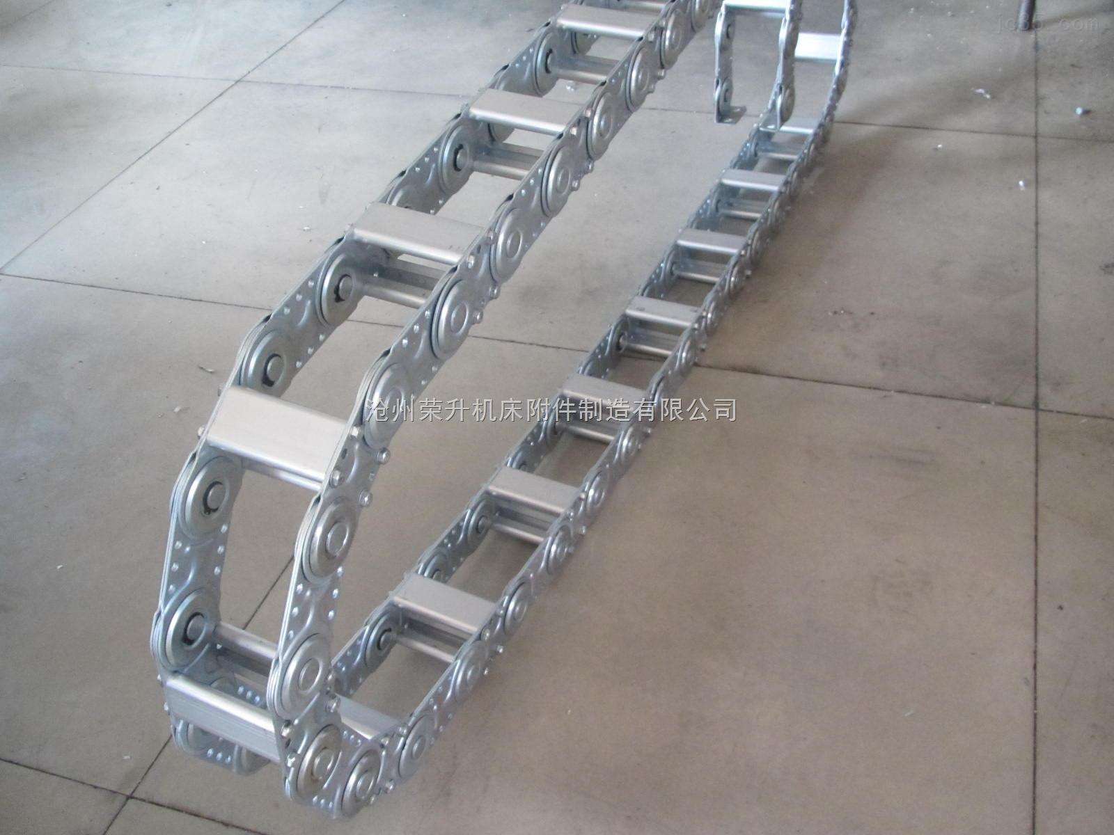 大连承重型机床金属穿线坦克链厂家