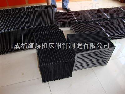 四川升降台风琴防护罩产品图片