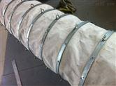 卸料口帆布水泥伸缩布袋