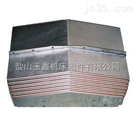 伸缩式钢板防护罩加工