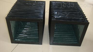 防水风琴式导轨防护罩