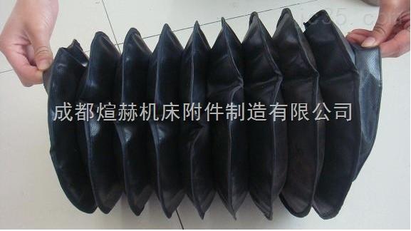 耐酸碱防尘机床丝杠防护罩专家设计产品图片