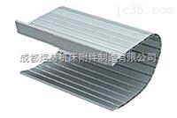 各种型号的机床专用铝型材防护帘(铝帘子)