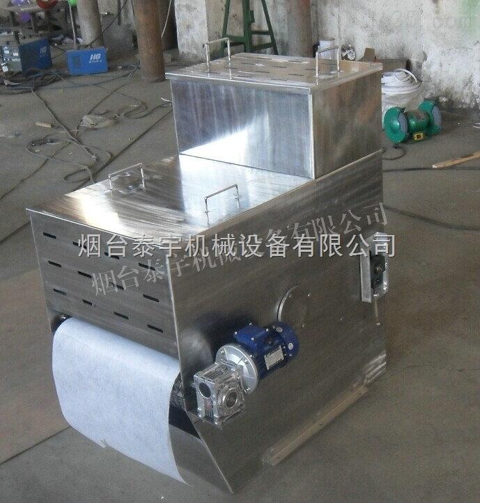 鼓式纸带过滤机与鼓型过滤机的性能比较